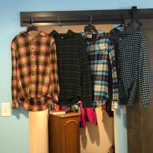 Men's flannels